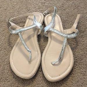 Perfect wedding sandals